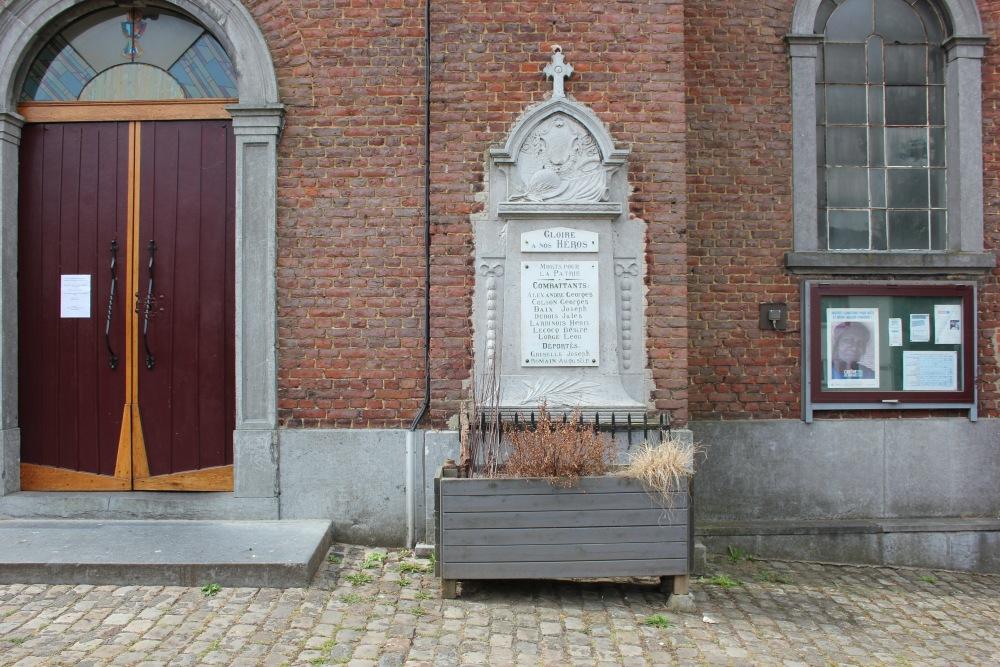 War Memorial Blanmont