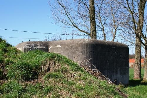 KW-Linie - Bunker P8