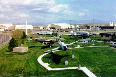 Malmstrom Air Force Base Museum