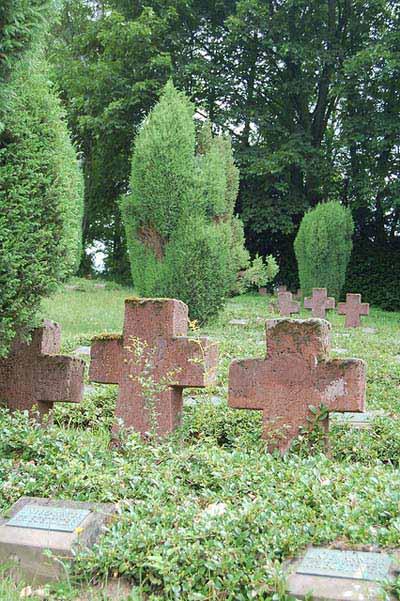 German War Cemetery Burg Ludwigstein