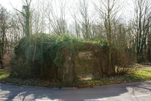 KW-Linie - Bunker TPM5
