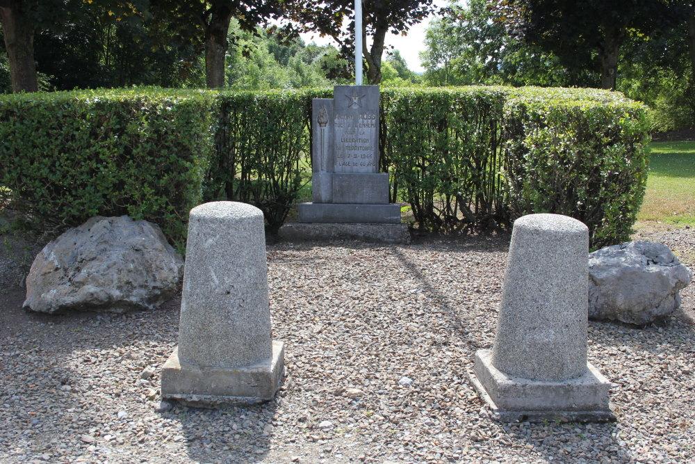 Monument Antony Ross Embourg