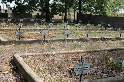 Gerausa Romanian-German War Cemetery