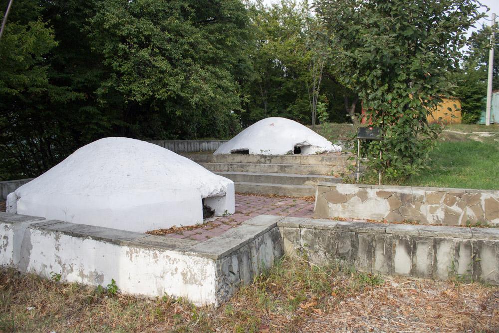 Russian Bunkers