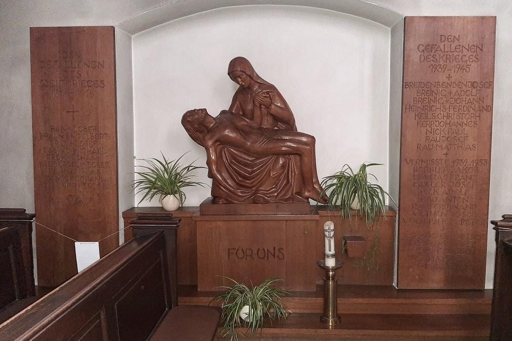 Memorial St. Peter Church Berg