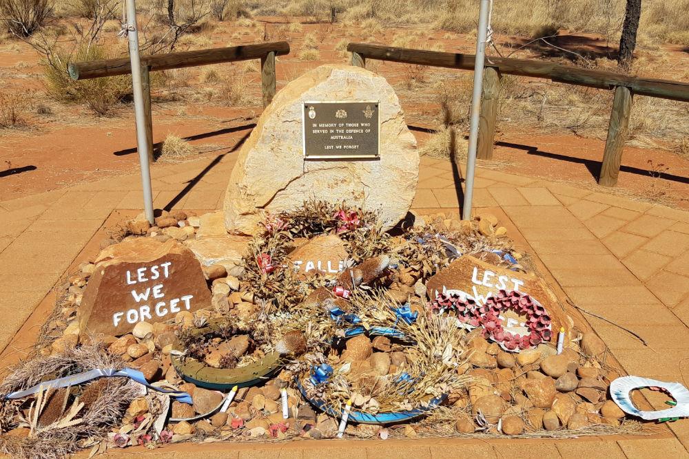 War Memorial Yulara