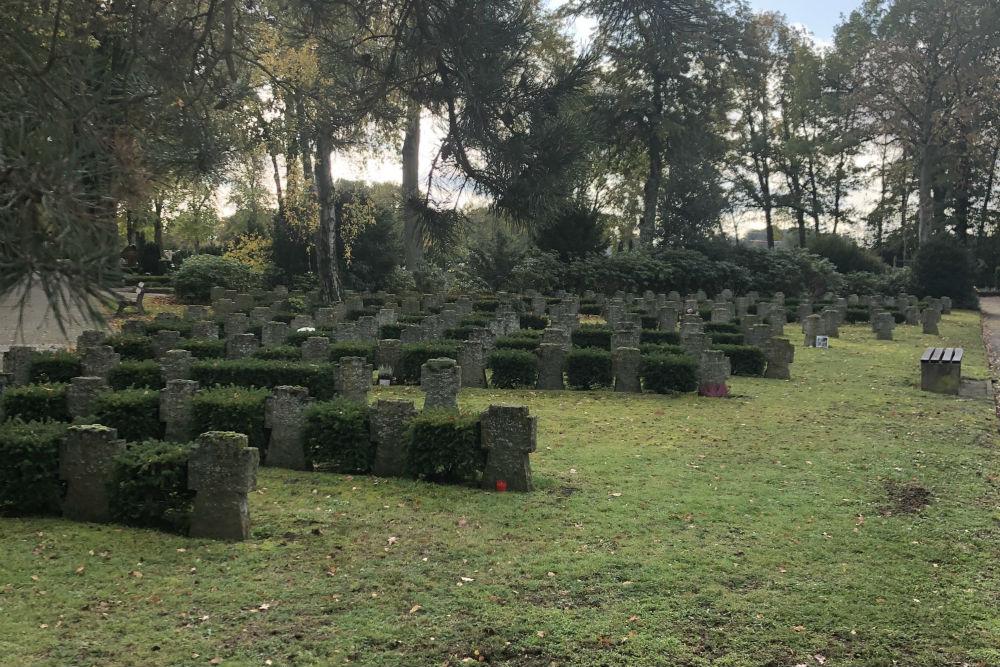 German War Graves RC Cemetery Gronau