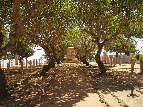 Commonwealth War Graves Pemba