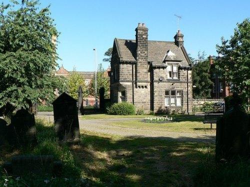 Commonwealth War Graves Beckett Street Cemetery