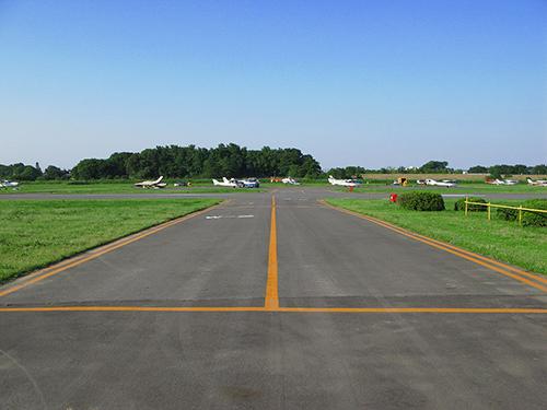 Kawataya Airfield (Honda)