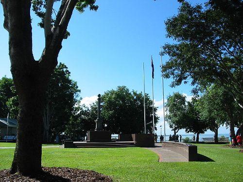 War Memorial Darwin