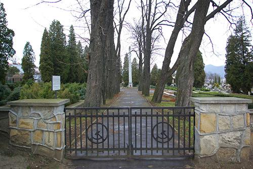 Soviet Graves Sanok