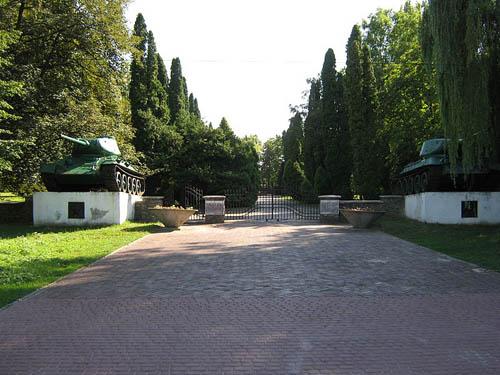 Soviet War Cemetery Sandomierz