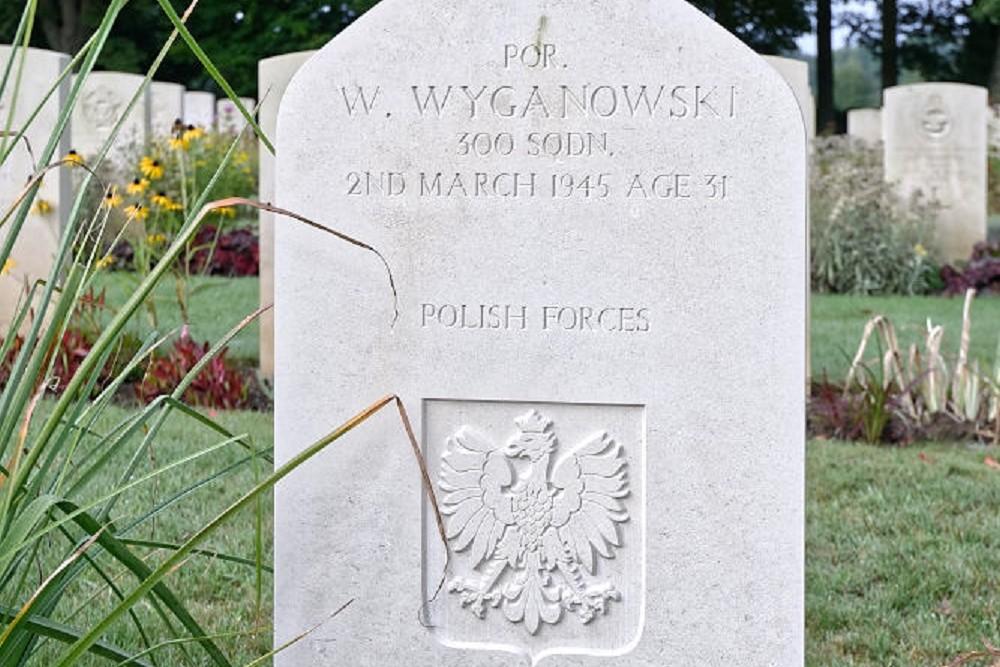 Polish War Grave Hotton