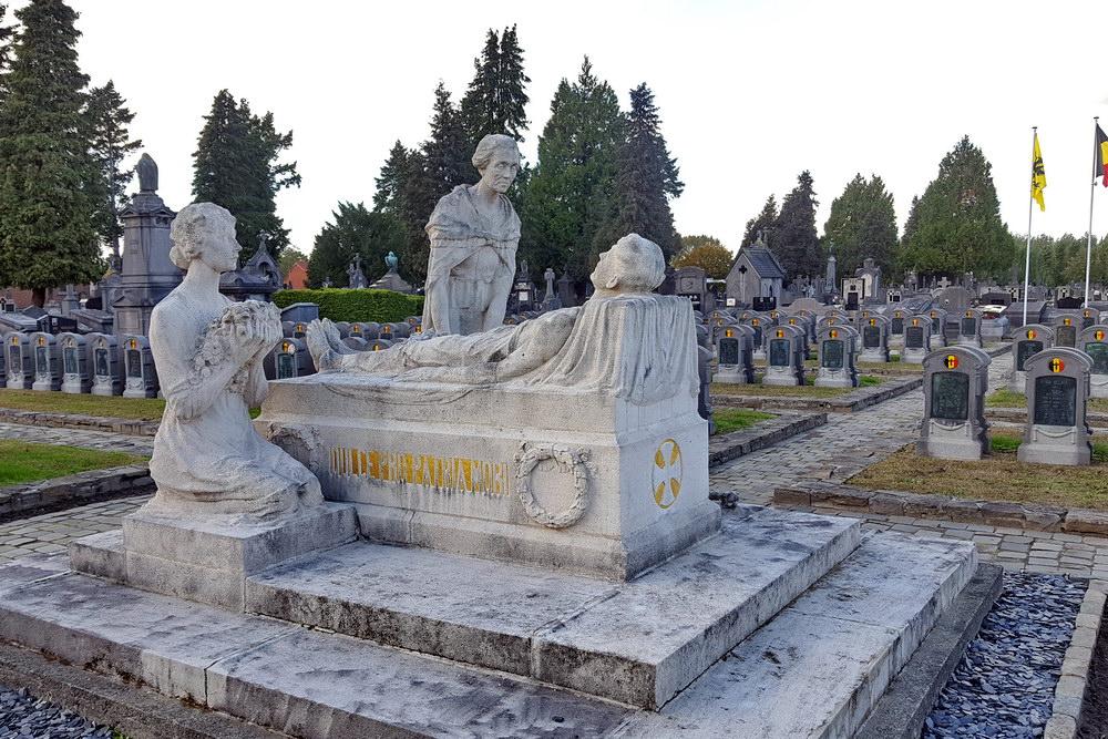 Memorial Veterans Mubicipal Cemetery Mechelen