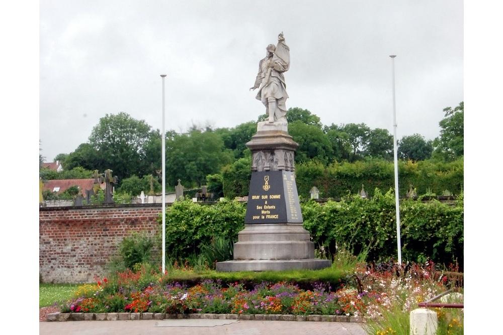 War Memorial Bray-sur-Somme