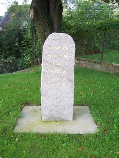 War Memorial Svatava