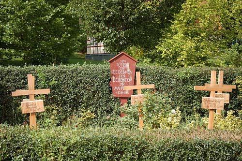 Duitse Oorlogsgraven Haubinda