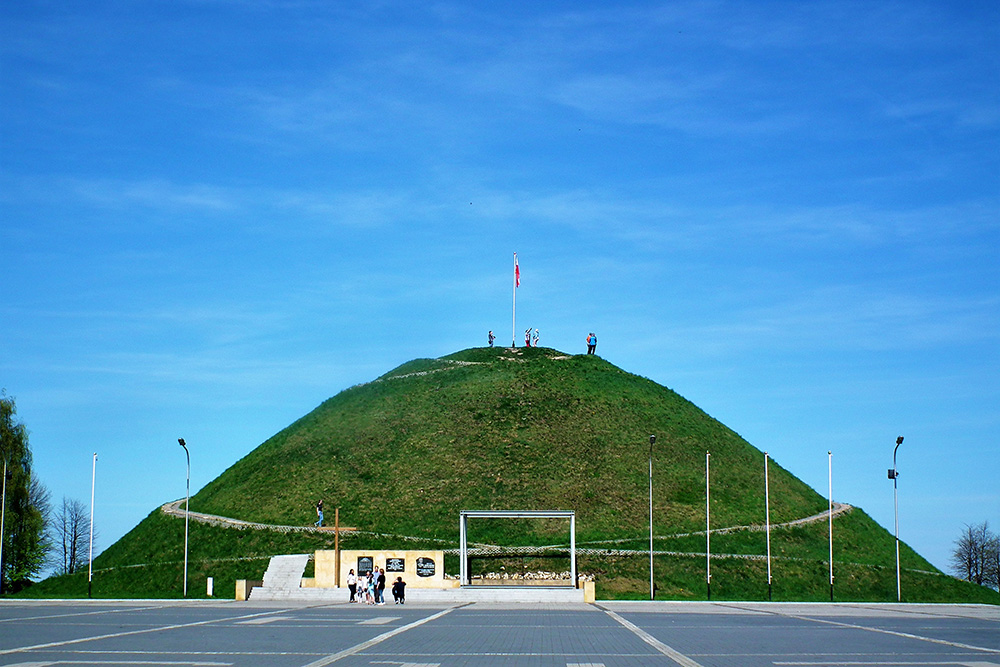 Liberation Mound Piekary Śląskie