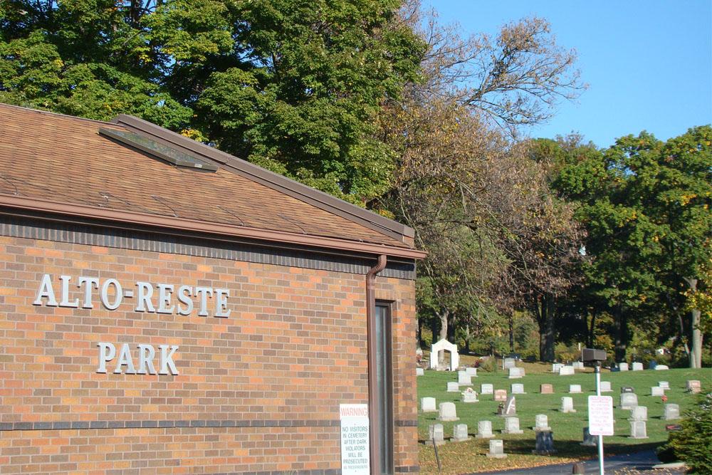 Amerikaanse Oorlogsgraven Alto Reste Burial Park
