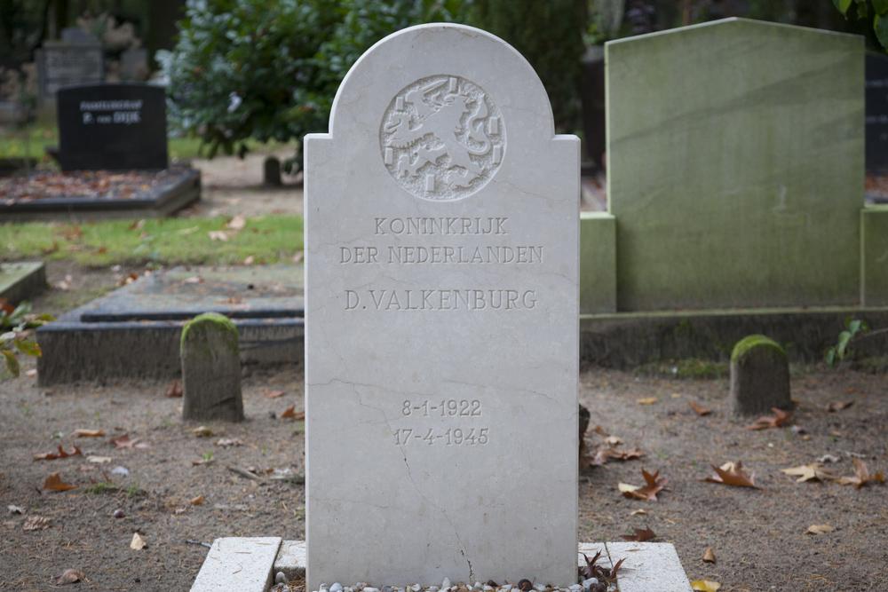 Dutch War Graves Veenendaal