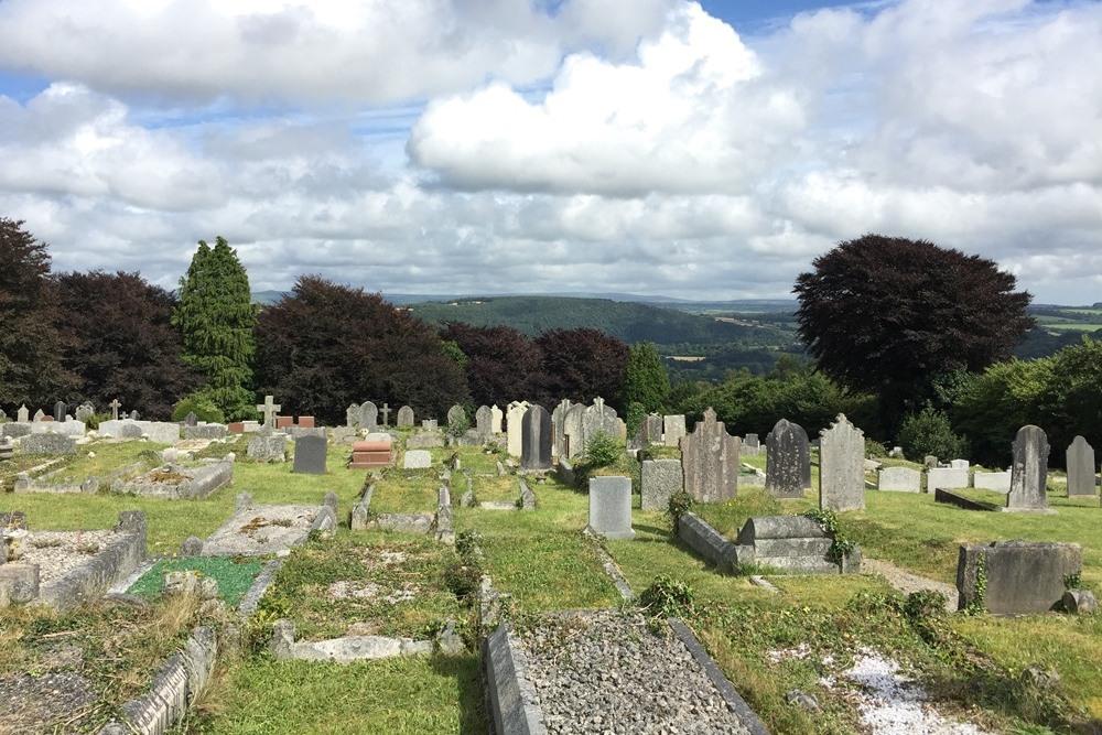 Oorlogsgraven van het Gemenebest Calstock Cemetery