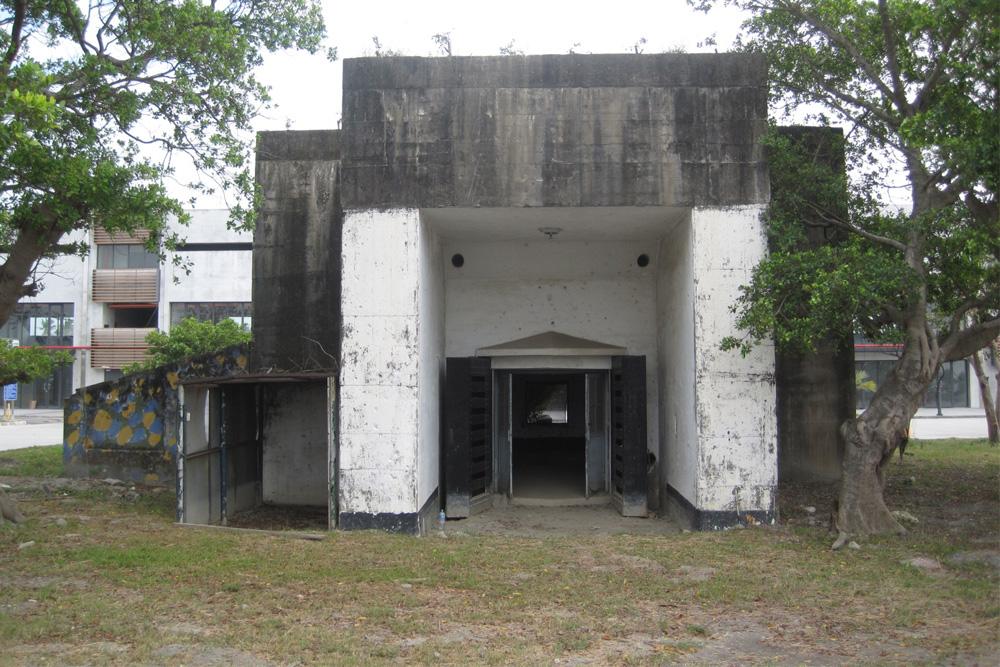 Japanse Ammunition Bunker