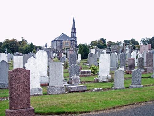 Oorlogsgraven van het Gemenebest Inveresk Cemetery