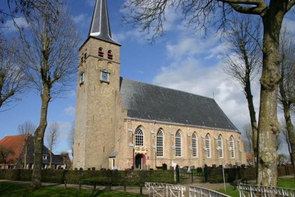 Plaquettes Nederlands Hervormde Kerk