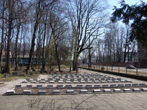 Sovjet Oorlogsgraven Torņakalnā