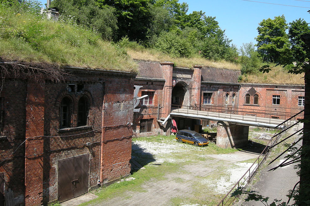 Festung Posen - Fort VIII