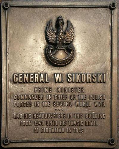 Voormalige Hoofdkwartier Sikorski