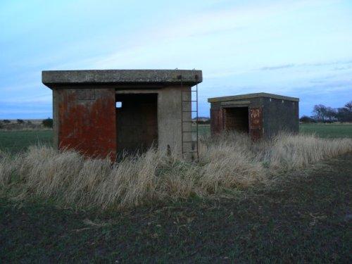 Buildings Radar Station Kilrenny