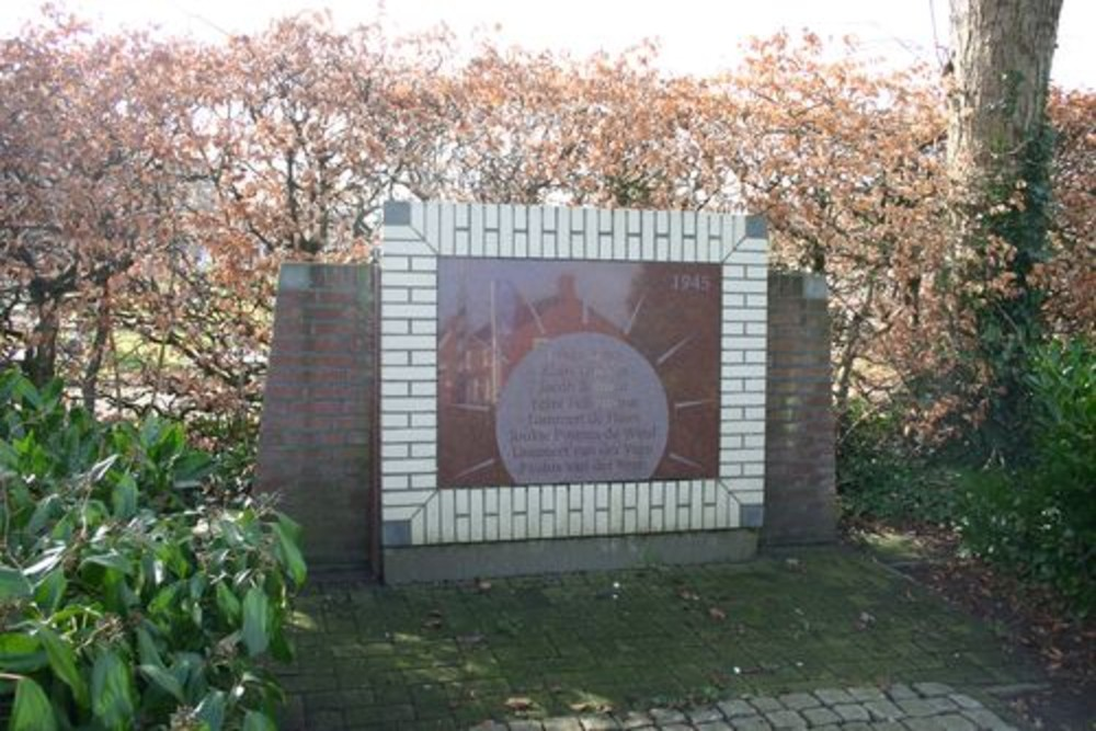 War Memorial Harkema