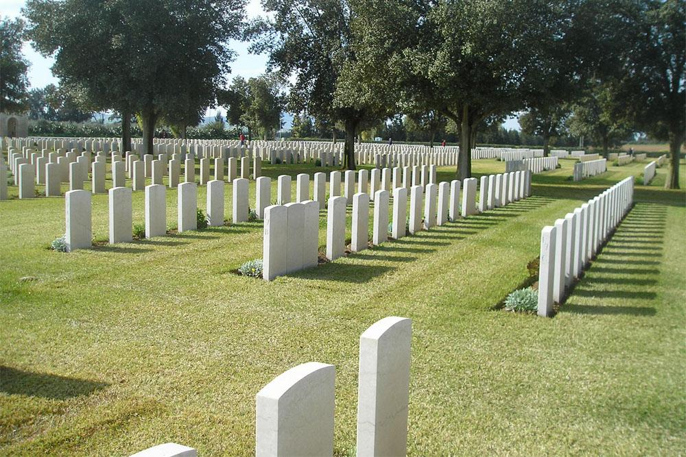 Polish War Grave Medjez el-Bab