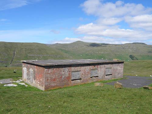 Britse Bunkers Eggjarnar