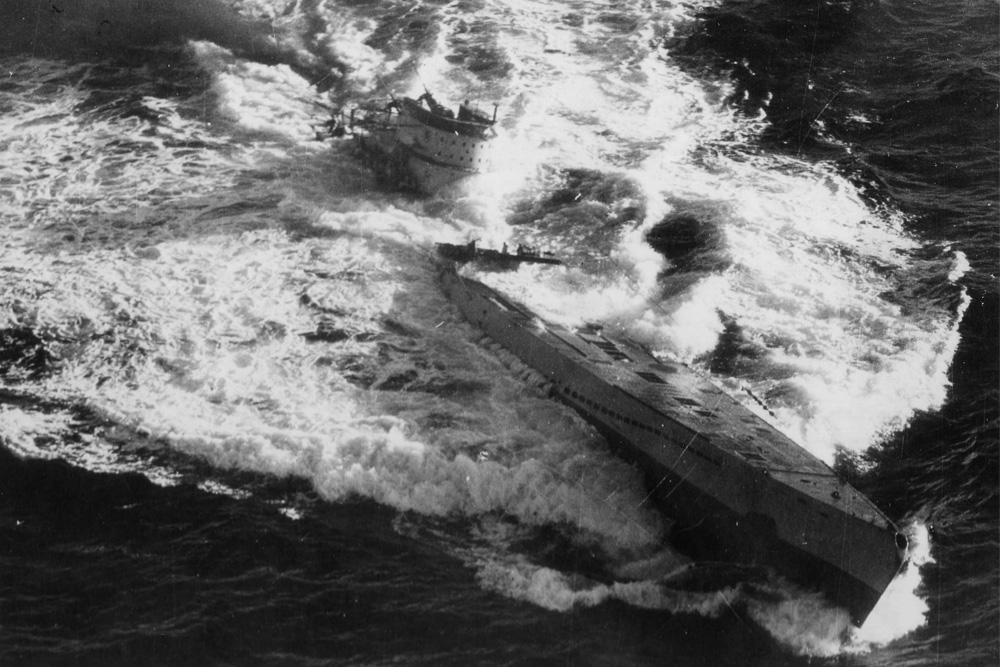 Ship Wreck U-171