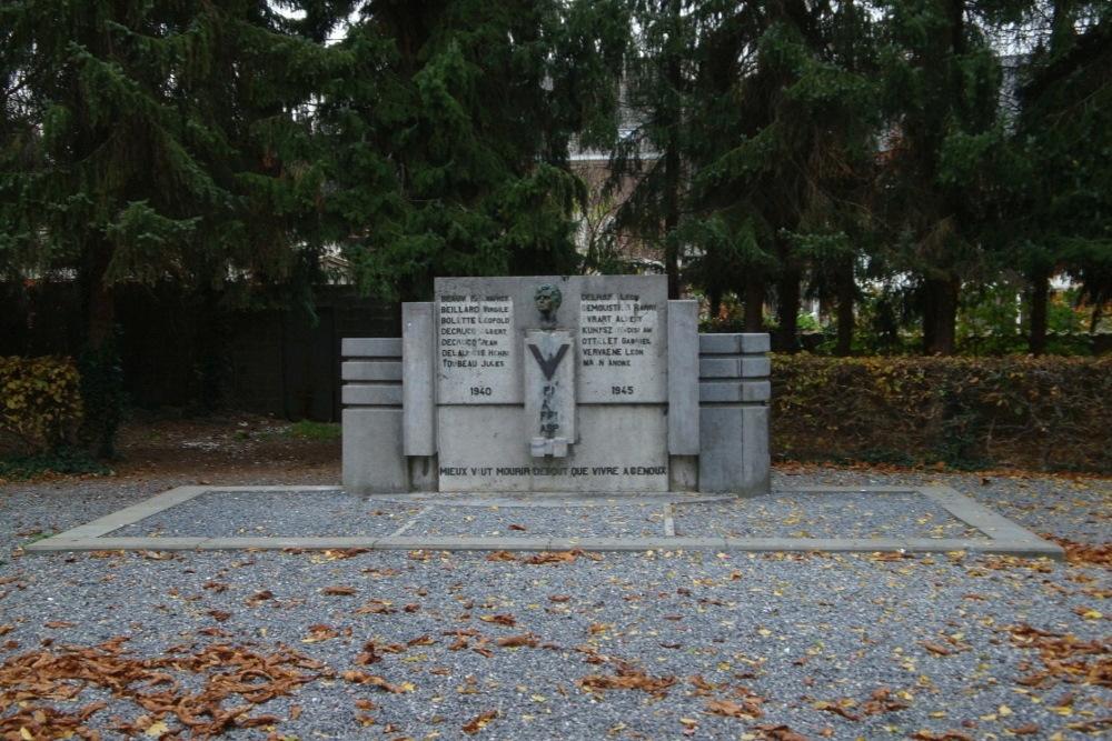 Monument van het Verzet Cuesmes