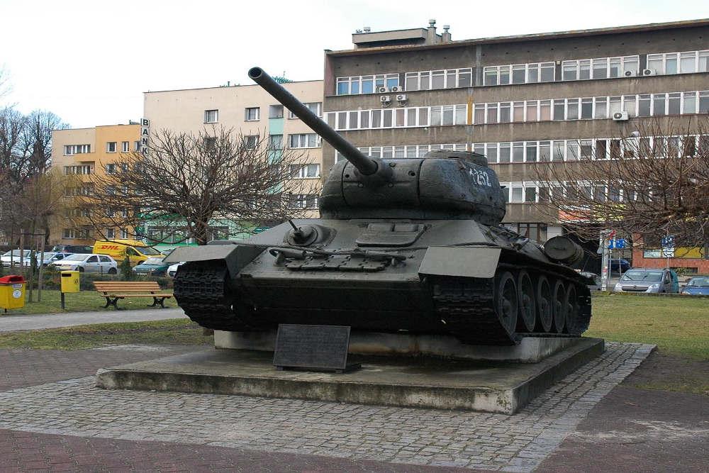 Liberation Memorial (T-34/85 Tank) Gliwice