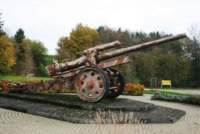 German SK18/105mm Howitzer