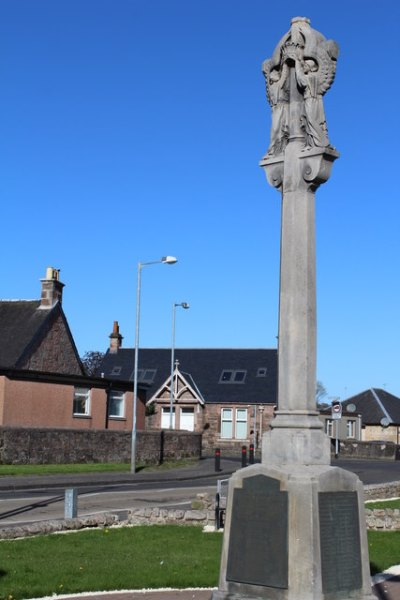 War Memorial Sauchie