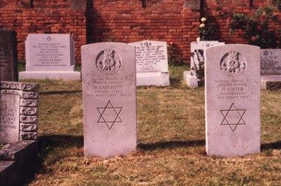 Commonwealth War Graves Hebrew Congregation Cemetery