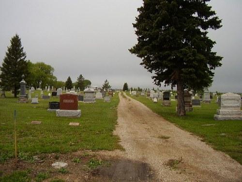Commonwealth War Graves Carnduff Cemetery