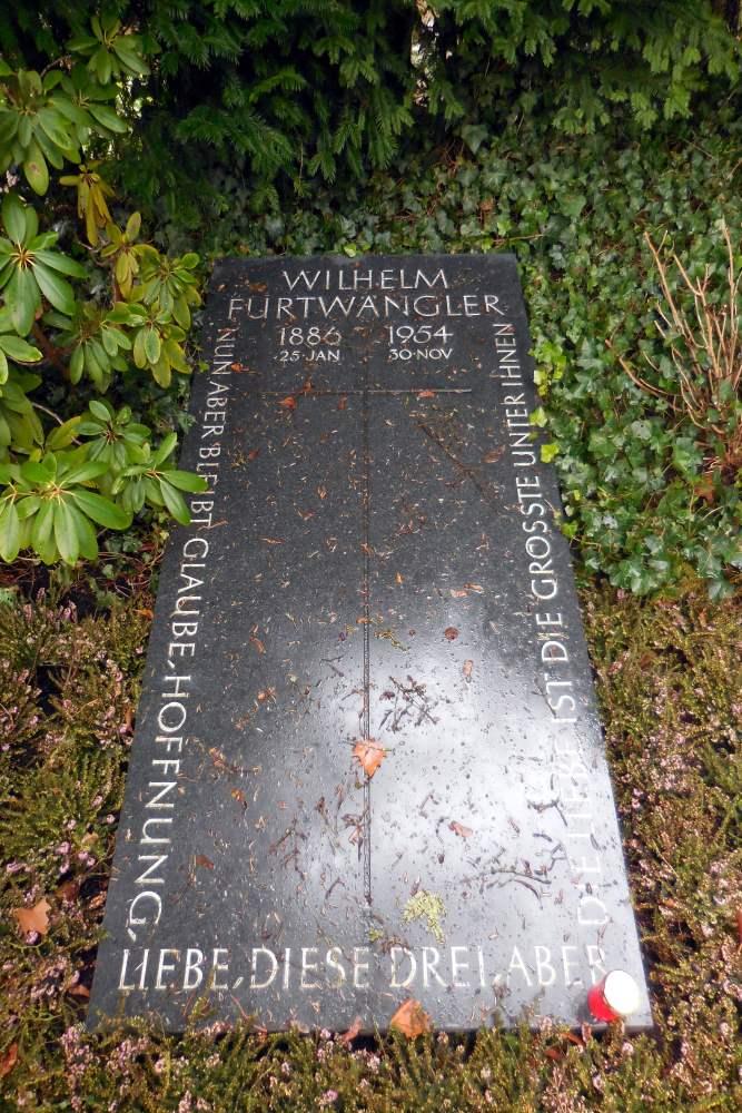 Graf Wilhelm Fürtwangler