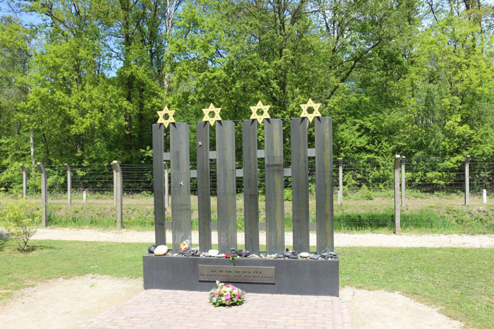 Children Remembrance Memorial Camp Vught
