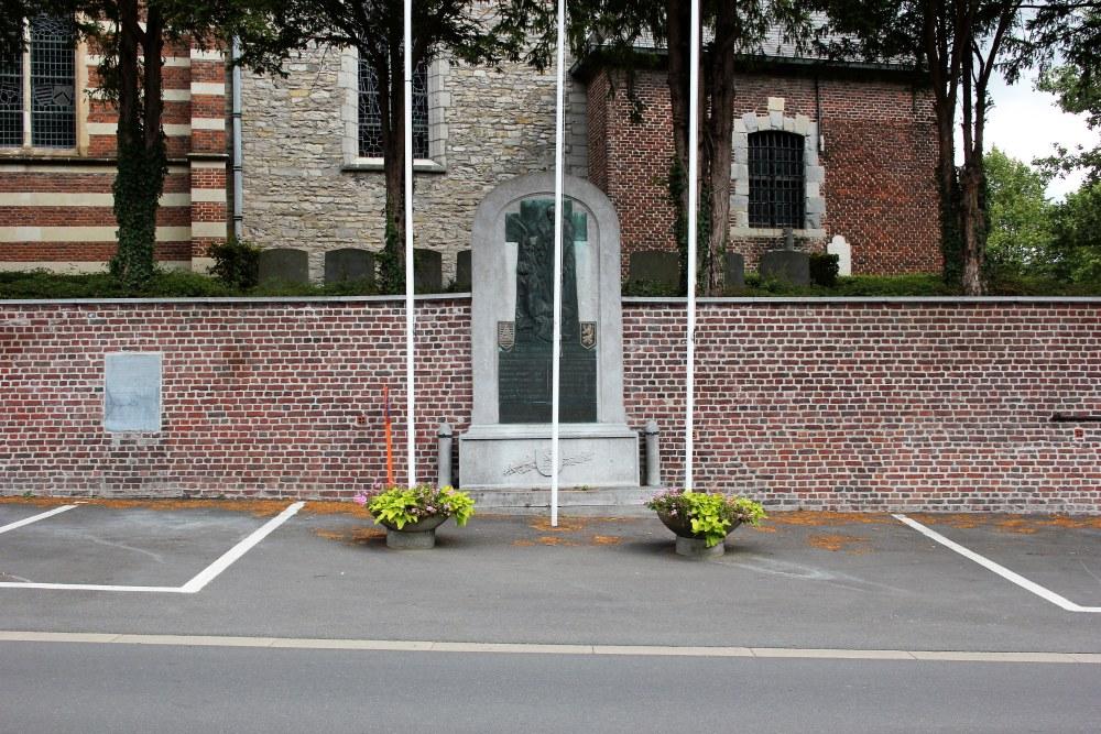 War Memorial Sint-Denijs
