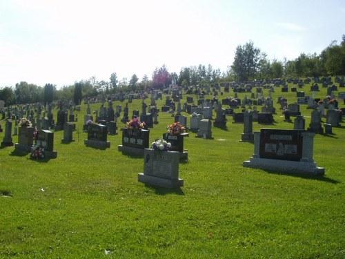 Commonwealth War Graves Grand Falls Roman Catholic Cemetery