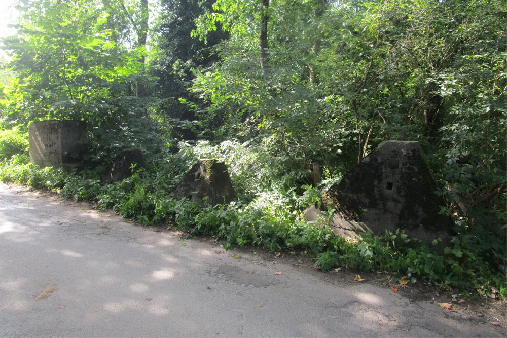 Westwall - Road Blocks