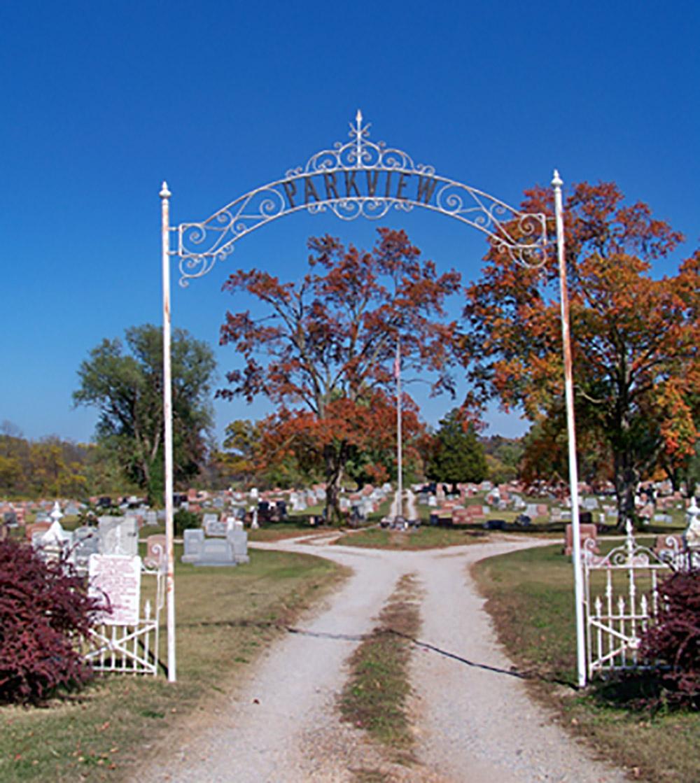 Amerikaans Oorlogsgraf Parkview Cemetery