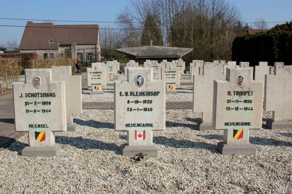Commonwealth War Grave Meensel